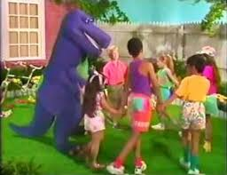 Barney U0026 The Backyard Gang by Shimbaree Shimbarah Barney Wiki Fandom Powered By Wikia