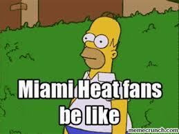 Heat Fans Meme - heat fans be like