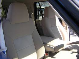 2003 ford expedition genuine leather seat covers