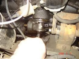 jeep filter adapter problem jeep forum