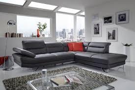 canapé d angle cuir et tissu affec x canapé d angle cuir ou tissu 5 places design canapé