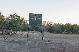 Bow Hunting Box Blinds Hunting Blinds At Buck Valley Ranch