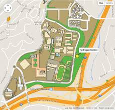 Colorado State University Campus Map by Cal State L A Hydrogen Research And Fueling Facility H2 Station