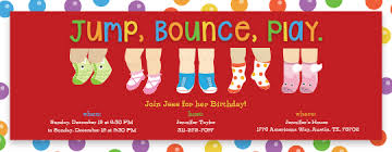 kids activities invites play dates bounce house evite