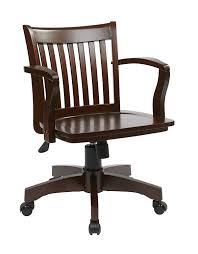 Swivel Chair Base Replacement Parts Antique Oak Captains Desk Chair Swivel Height Tilt Adjustable Fair