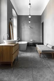 Concrete Floor Bathroom - best 25 cement bathroom ideas on pinterest concrete basin