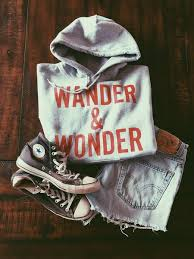 wander u0026 wonder sweatshirt sweatshirt shopping lists and clothes
