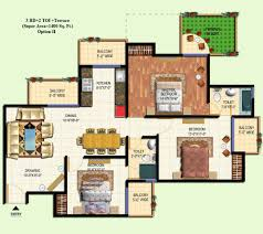 1400 Sq Ft Amrapali Terrace Homes Price Locationipayment Plan Noida Extension