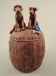 urns for pets custom dog or pet urns urns for two pets any breed dogs cats