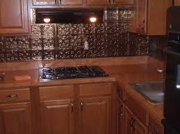 tin backsplashes for kitchens pressed tin backsplash beauteous kitchen metal backsplash