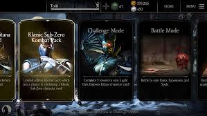 Challenge Fatality Empress Kitana Challenge Mode Mortal Kombat Fan Site