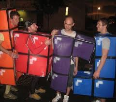 Tetris Halloween Costume Essential 2009 Halloween Costumes