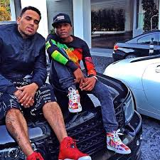for the 5th time wizkid and chris brown will same stage