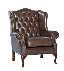 Vintage Leather Chesterfield Sofa by