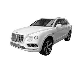 2017 bentley bentayga white bentley bentayga suv auto salon singen
