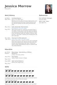 House Cleaning Resume Examples by Caretaker Resume Samples Visualcv Resume Samples Database