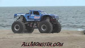 monster trucks videos crashes power and crash youtube car crush demo s bigfoot monster truck