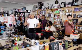 Npr Small Desk Chance The Rapper Perform On Npr S Tiny Desk Concert Spin