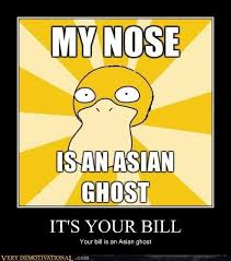 Psyduck Meme - know the difference you idiot very demotivational
