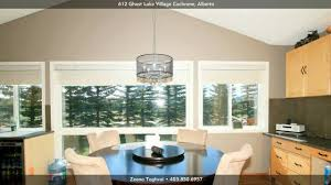 Cochrane Dining Room Furniture 612 Ghost Lake Village Cochrane Alberta Virtual Tour Youtube
