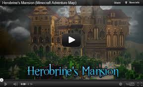 Minecraft Herobrine Halloween Costume Hypixel Adventure Herobrine U0027s Mansion Minecraft Forum