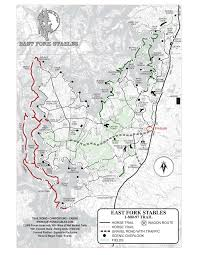 Knoxville Tn Zip Code Map by East Fork Stables U2013 Equestrian Center Of Big South Fork