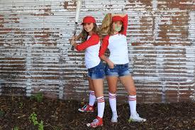 Halloween Baseball Costume 15 Couples Halloween Costumes Diy Cute Girls Hairstyles