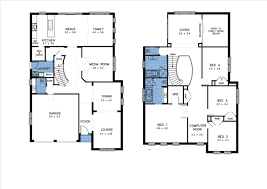 The Panorama Floor Plan panorama allworth homes a statement in style and substance