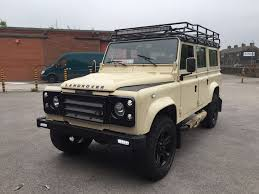 used land rover defender 110 for sale fully restored1984 land rover defender 110 lhd v8 like new used
