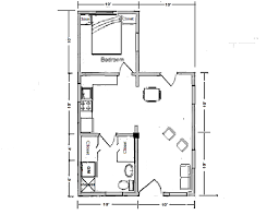 square house floor plans with lean to kitchen home design and