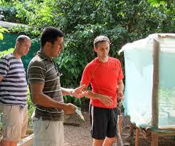 partnership to promote organic consumption geffroysfarm