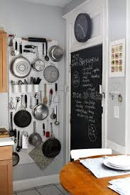 ideas for small apartment kitchens kitchen peg boards board ideas small apartment kitchen storage