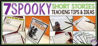 Halloween Poems For Teachers 13 Short Stories For Engaging Secondary Students U0026 Teaching
