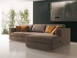 divani per salotti gallery of divano angolare moderno in tessuto o pelle per salotto