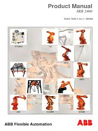abb robot irb 2400 m2000 productmanual en computer data storage