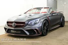 mansory cars 2015 10 mercedes benz s 63 amg for sale on jamesedition