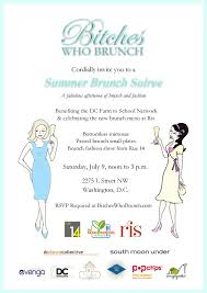 mimosa brunch invitations you re invited summer brunch soiree bitches who brunch