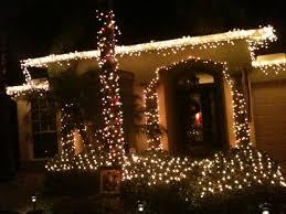 red outdoor christmas lights sacharoff decoration