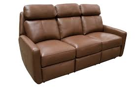 Motion Recliner Sofa by Denver Leather Home