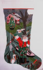 Stocking Designs by Christmas Jude Designs Christmas Pinterest Needlepoint