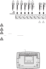 wiring diagram for honeywell thermostat rth221 28 images