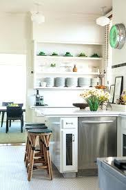 kitchen shelving image of open kitchen shelves kitchen bookshelves