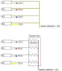 how to install a resistor box team integra forums team integra