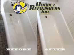 Bathtub Reglazing Chicago Budget Refinishers Inc Google