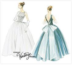 vintage wedding dress patterns the 25 best vogue wedding dress patterns ideas on