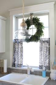 Light Grey Drapes Kitchen Light Gray Kitchen Curtains Kitchen Window Ideas