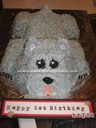 dog cake by vadecakes themed cakes pinterest cake cake