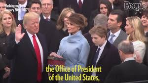 presidents of the united states presidential inauguration donald trump is sworn in as 45th