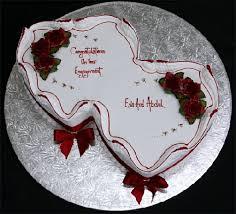 engagement cakes engagement cakes engaged souls cake crustncakes online cake