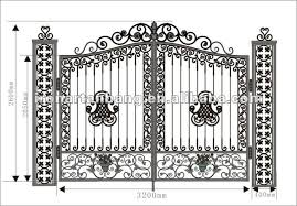 wrought iron grill gate design buy wrought iron grill gate